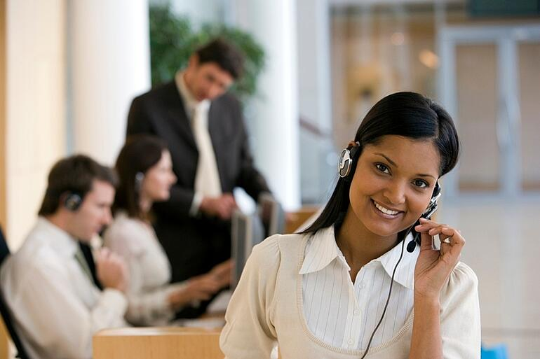 business phone systems and employees
