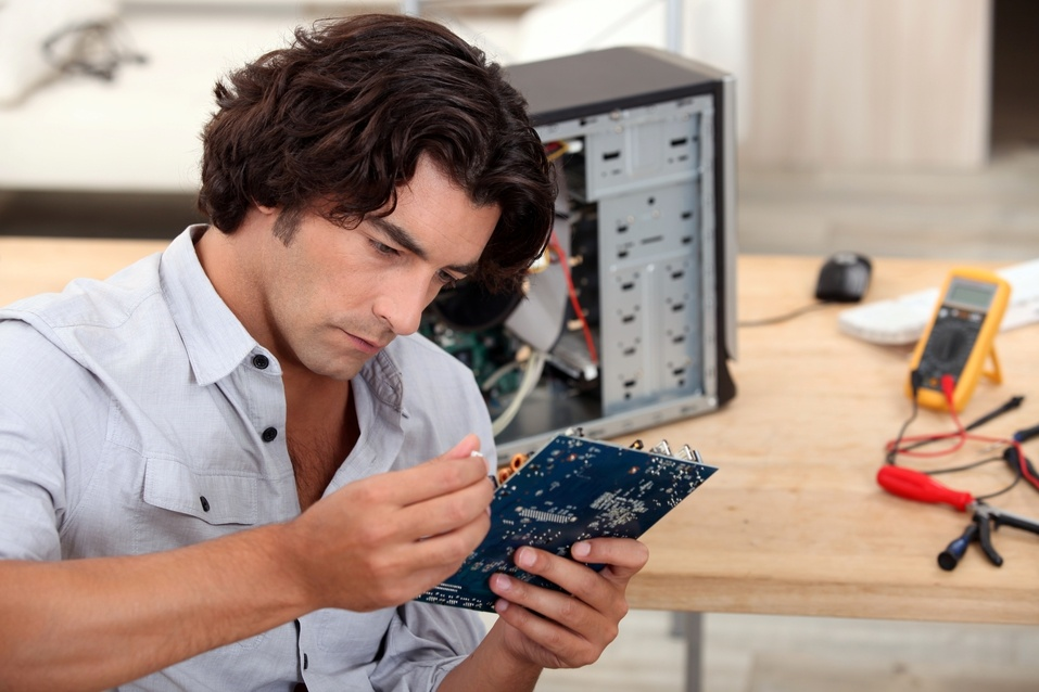 it services professional troubleshooting computer hardware