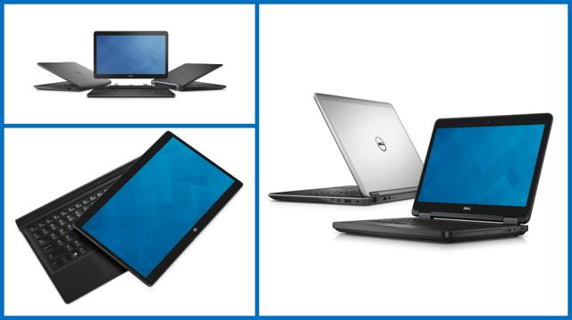 Dymin laptops