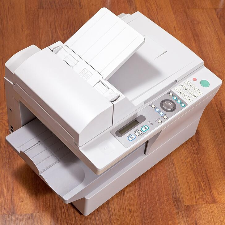 multifunction all-in-one computer printer