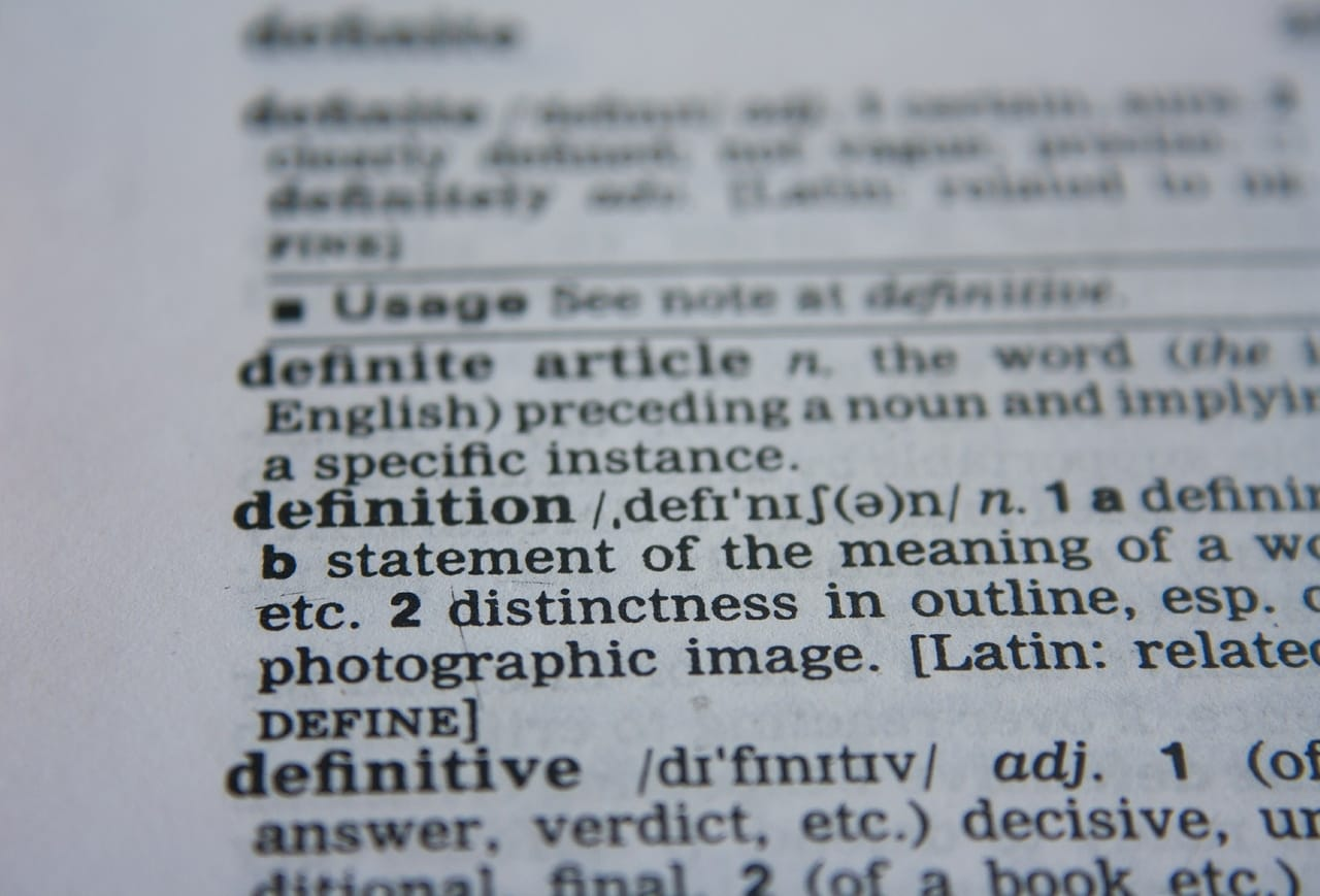 dictionary-definitions
